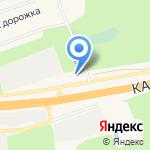 Звезда Инвест на карте Санкт-Петербурга