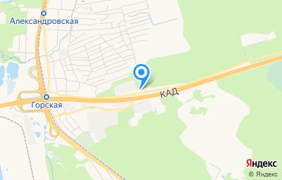 Местоположение на карте пункта техосмотра по адресу г Санкт-Петербург, г Сестрорецк, ш Левашовское, д 6