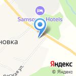 Красногвардейский на карте Санкт-Петербурга
