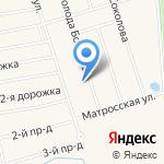 Жилком СПб на карте Санкт-Петербурга