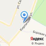 Особые экономические зоны на карте Санкт-Петербурга