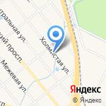 Питомнический комплекс на карте Санкт-Петербурга