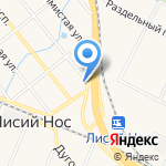 Смородина на карте Санкт-Петербурга