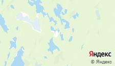 Отели города Сикопохья на карте