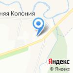Завод буровых технологий на карте Санкт-Петербурга