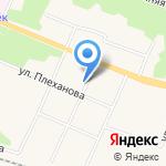 Компания по аренде виброплит на карте Санкт-Петербурга