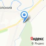 Наша вентиляция на карте Санкт-Петербурга