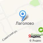 Лаголовская основная общеобразовательная школа на карте Санкт-Петербурга