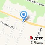 Продуктовый Рай на карте Санкт-Петербурга