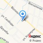 Средняя общеобразовательная школа №413 на карте Санкт-Петербурга