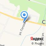 Дом-интернат для престарелых и инвалидов на карте Санкт-Петербурга