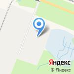 Северные Ворота на карте Санкт-Петербурга