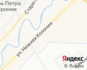 Стрельна, ул.Средняя Колония