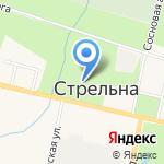 Детская музыкальная школа №42 на карте Санкт-Петербурга