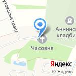Рюмки на карте Санкт-Петербурга