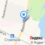 МиниКраны на карте Санкт-Петербурга