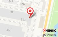 Схема проезда до компании Окс в Петродворце