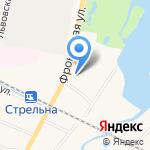 46 отдел полиции на карте Санкт-Петербурга