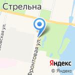 МеталлоБазаПитер на карте Санкт-Петербурга