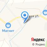 Магазин косметики и бытовой химии на карте Санкт-Петербурга