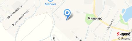 Детский сад №26 на карте Аннино