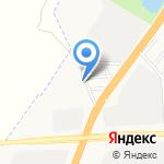 Миларин на карте Санкт-Петербурга