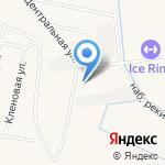 Карелгранит на карте Санкт-Петербурга