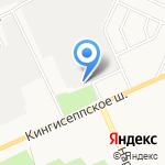 Приборы и Автоматика на карте Санкт-Петербурга