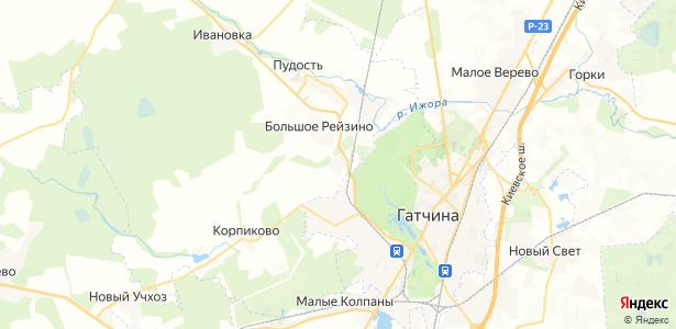 Сокколово на карте
