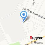 Мастерская грузового шиномонтажа на карте Санкт-Петербурга