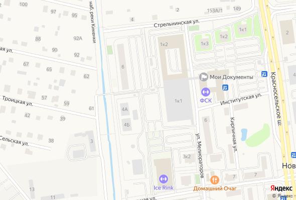 жилой комплекс Новоселье: Городские кварталы