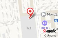 Схема проезда до компании Пятёрочка в Новоселье