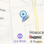 Панда Пейнтбол на карте Санкт-Петербурга