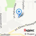 РП Центр на карте Санкт-Петербурга