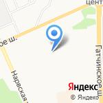 Средняя общеобразовательная школа №382 на карте Санкт-Петербурга