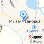 Логика на карте Санкт-Петербурга