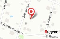 Схема проезда до компании КОММУНАЛЬЩИК в Ново-Талицах