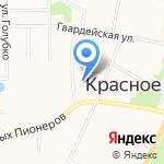 Практичные решения на карте Санкт-Петербурга