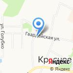 Ангелина на карте Санкт-Петербурга