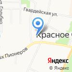 Лавка мастеров на карте Санкт-Петербурга
