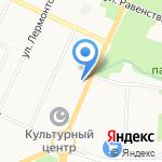 Центральное Агентство Реализации на карте Санкт-Петербурга