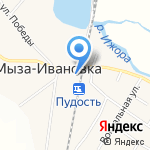 Сало Мясо на карте Санкт-Петербурга
