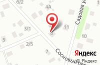Схема проезда до компании Янченковская врачебная амбулатория в Янченково
