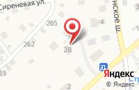 Схема проезда до компании motelspb.ru в Аннино