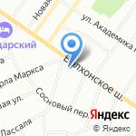 Сахалинская Торговая Компания на карте Санкт-Петербурга