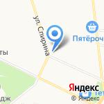 Канцелярский джем на карте Санкт-Петербурга