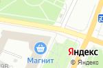 Схема проезда до компании Teyla в Санкт-Петербурге