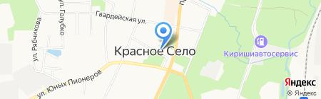YASUMI на карте Санкт-Петербурга