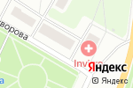 Схема проезда до компании YASUMI в Санкт-Петербурге
