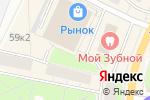 Схема проезда до компании Lit Foot в Санкт-Петербурге